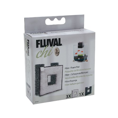 fluval chi filter replacement - 3