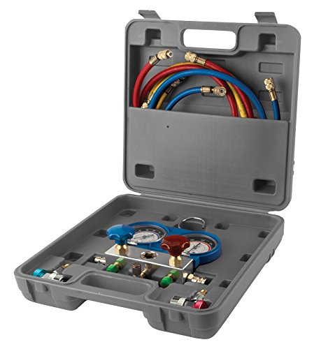 Performance Tool W89730 A/C Manifold Test Gauge Kit