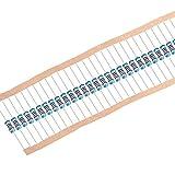 EDGELEC 100pcs 30 ohm Resistor 1//4w 0.25 Watt /±1/% Tolerance Metal Film Fixed Resistor