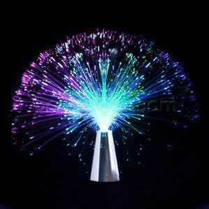 Optic Centerpiece (LED Fiber Optic Centerpiece - 13