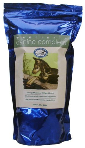 Wholistic Canine Complete 2 lbs, My Pet Supplies