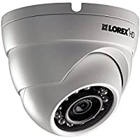 HD 1080p weatherproof IR dome security camera