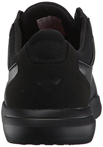 Creativo Ricreazione Mens Terni Sneaker Nero