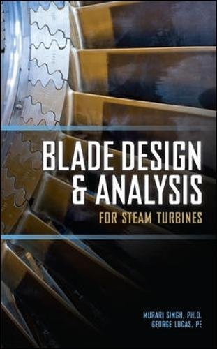 Blade Design and Analysis for Steam (Blade Design)