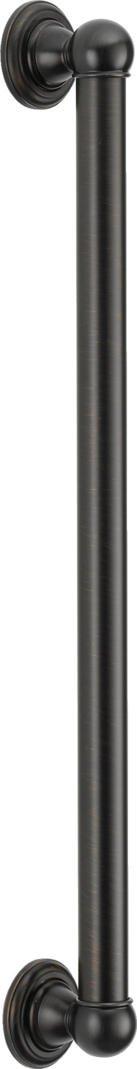 Delta Faucet 40024-RB ADA Grab Bar, Venetian Bronze