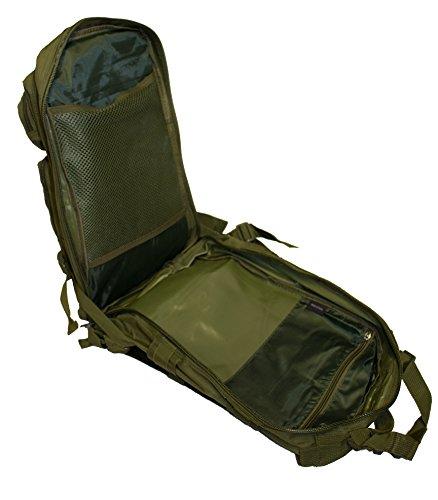 G8DS® Commando Rucksack 30l Oliv Tool Bag Tragetasche Tasche 2393