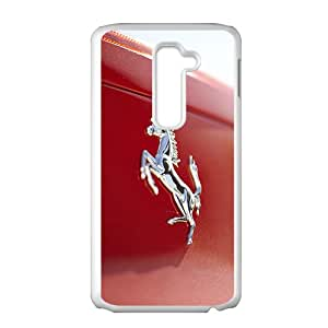 HRMB Ferrari sign fashion cell phone case for LG G2