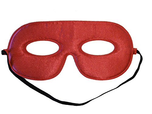 10 Abracadabrazoo Superhero Satin Reversible Mask Hot Pink White (Spiderman Reversible Costume)