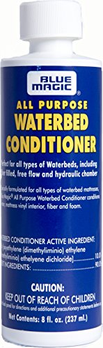 Waterbed Care - Blue Magic All Purpose Waterbed Conditioner, 8 fl oz (237 ml)