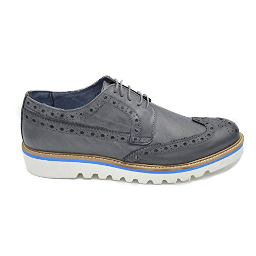 drudd Hombre zapatos - Derby gris