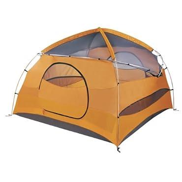 Marmot Halo 4-Persons Tent, Orange, One