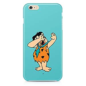 Loud Universe Dab Flinststone iPhone 6 Plus Case Dance Move iPhone 6 Plus Cover with 3d Wrap around Edges