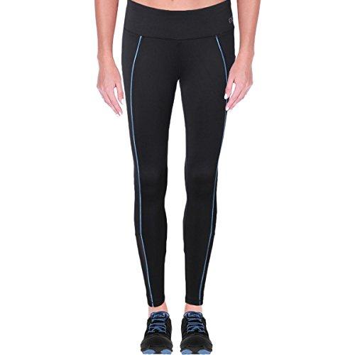 2(X)IST Women's Printed Performance Legging, Black, Medium