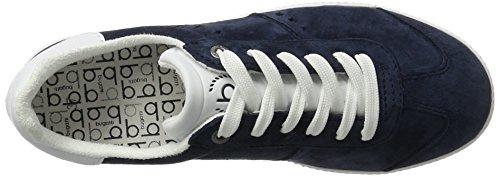 Damen Bugatti 422282017050 Sneaker Blau (bleu Fonc