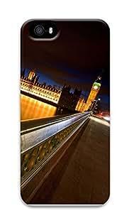 iPhone 5 5S Case London 6 3D Custom iPhone 5 5S Case Cover
