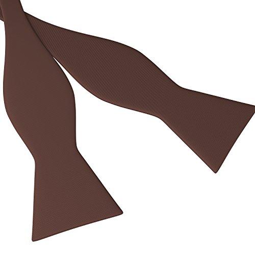 - Fly & Dapper Handmade Formal Self Tied Bow Tie for Men - Adjustable Bowtie