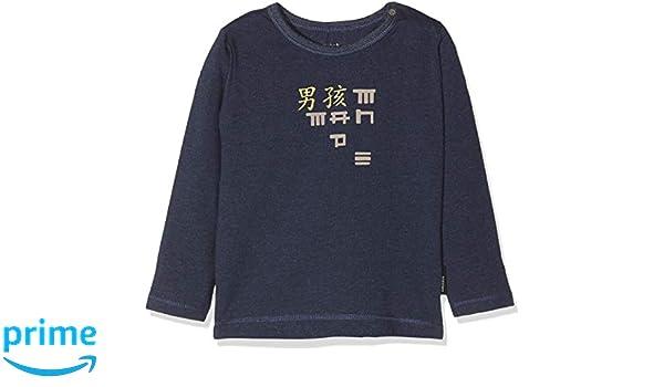 Camiseta de Manga Larga Unisex beb/é Noppies B tee LS Vincent
