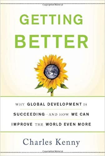 image for Getting Better by Charles Kenny (24-Mar-2011) Hardcover