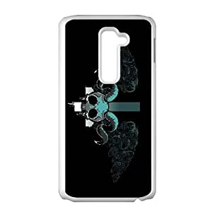 LG G2 Cell Phone Case White The Binding of Isaac Rebirth SUX_072256
