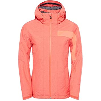 ab4b59dd16 THE NORTH FACE - Veste Ski Femme - LILLAZ JACKET W Rose - tailles: M:  Amazon.co.uk: Sports & Outdoors