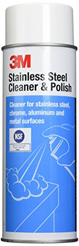 3M MROS3M101 Stainless Steel Cleaner and Polish (Pack of 12) by 3M