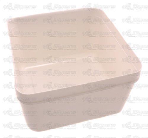 Dometic 2932621010 Crisper, White