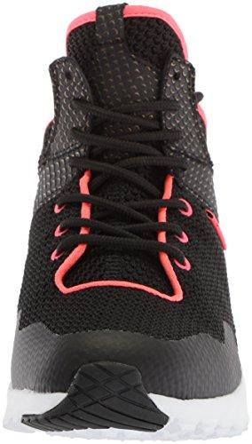 Zumba Femmes Air Chaussures Classiques Dentraînement De Danse Sportive Avec Sneaker Protection Contre Les Chocs Max Noir / Corail