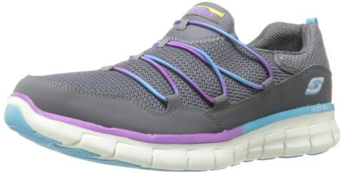 d148bf59bf3 Galleon - Skechers Sport Women s Loving Life Memory Foam Fashion Sneaker