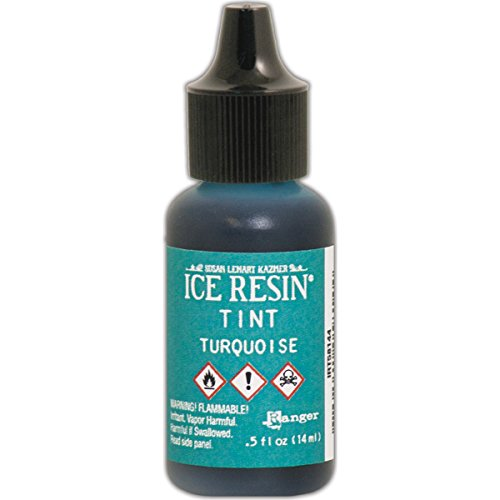 Tint Turquoise - ICE Resin® TintsTurquoise Turquoise Tints,