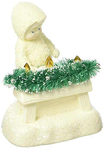 Department 56 Snowbabies Peace Collection Lighting the Way Porcelain Figurine, 5