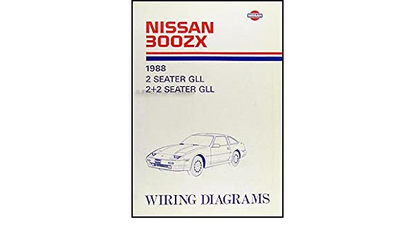 Nissan 300zx Wiring Diagram - Wiring Diagram