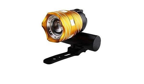 SLCSL Noche Conducir Glare Linterna USB Carga Auto Faro de ...