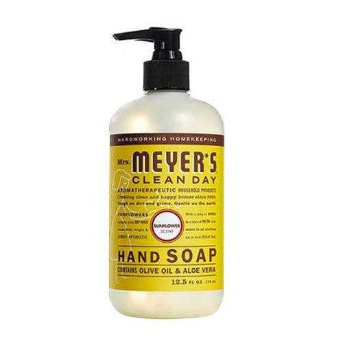Mrs Meyers Clean Day Geranium Liquid Hand Soap Refill, 33 Fluid Ounce -- 6 per case. by Mrs. Meyers Clean Day B00KR0202E