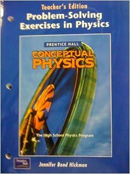 problem solving exercises in physics pdf