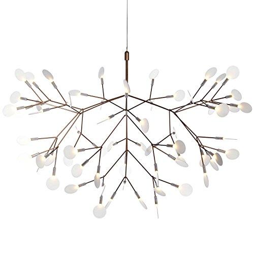 sunwe-moooi-dining-room-postmodern-art-chandelier-heracleum-ii-copper