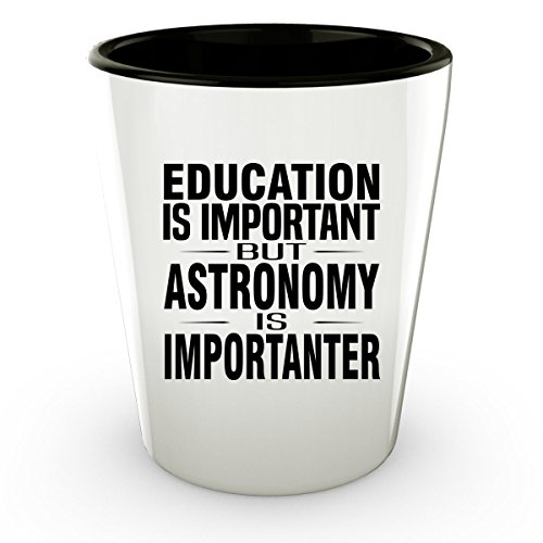 [ASTRONOMY Shot Glass - Good for Gifts - Unique Coffee Cup] (Masters Of The Universe Movie Costumes)