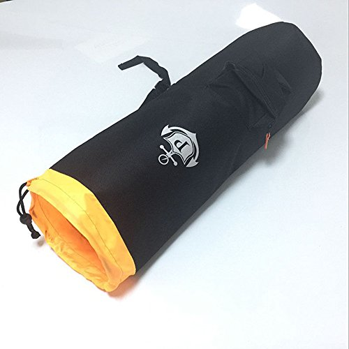 IORMAN 6.8L Air Cylinder Carrier Pouch Paintball Tank Bottle Backpack Bag by IORMAN