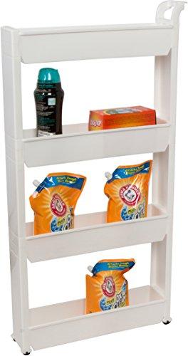 Trademark Innovations Laundry Shelves, ()