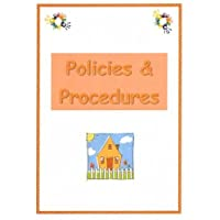 Early Years childminder Policies and Procedures pack