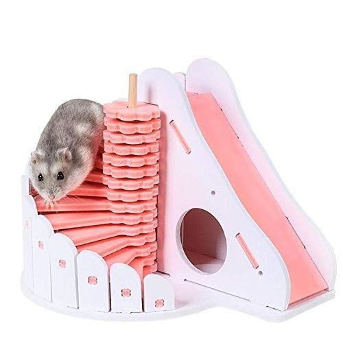 WFHhsxfh Casas para Mascotas Accesorios para Mascotas Hamster ...