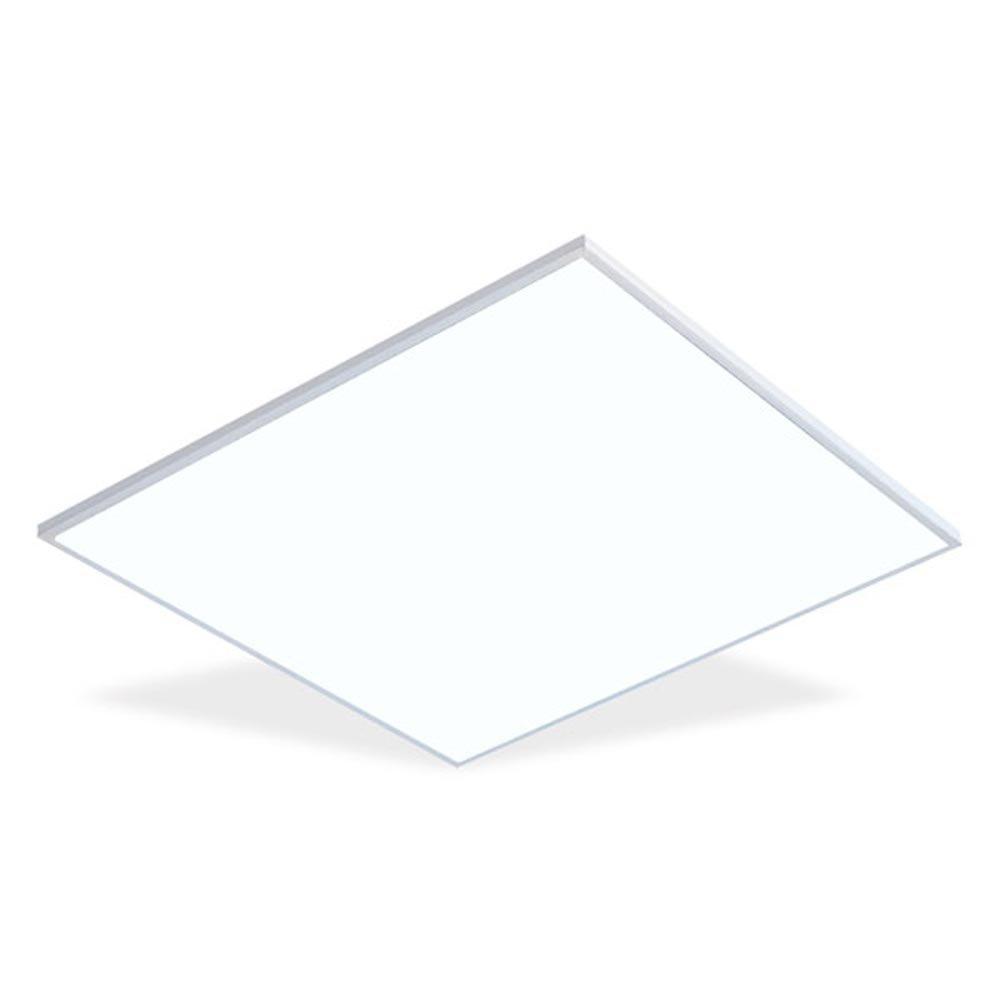 LED Panel Einbau, MARIA, PHILIPS CertaDrive, 620x620mm, 50W, dimmbar, dimmbar, dimmbar, Active Pure Tageslicht, LED Bürolampe für Odenwalddecke, Rasterleuchten, Einlegeleuchte, Büroleuchten 0ec543