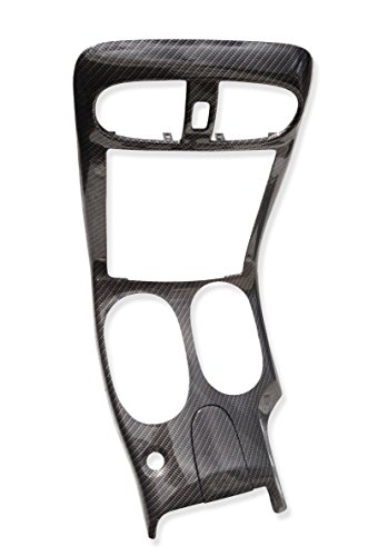 2005 - 2007 C6 Corvette Carbon Fiber HydroGraphics Center Radio (Carbon Fiber Center Console)