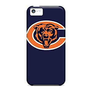 Best Hard Cell-phone Case For Apple Iphone 5c With Allow Personal Design Fashion Chicago Bears Series Icase88