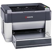 KYOCERA FS-1061DN - Impresora láser (A4, Ethernet, USB 2.0, Negro, Color blanco, 1800 x 600 DPI, Laser, 50/60)