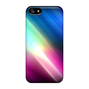 Back Cases Covers For Iphone 5/5s - Abstract Spectrum