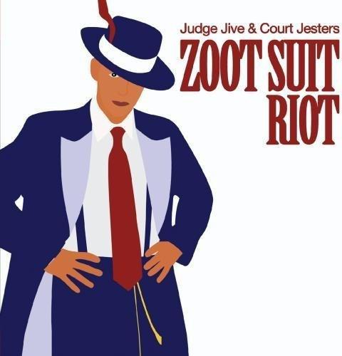 Zoot Suit Riot - Silver Suit Zoot