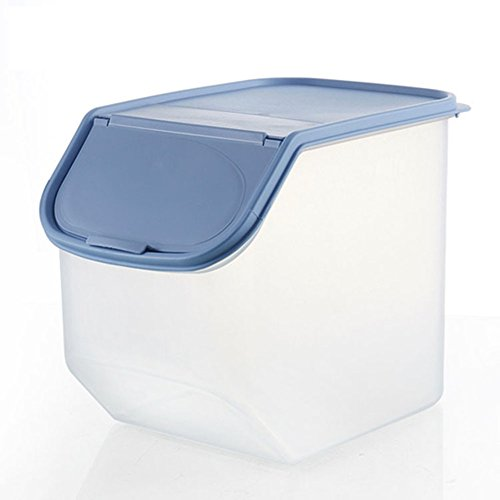 Betwoo Plastic Cereal Storage Boxes Sealed Snacks Contain...