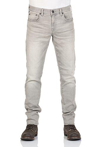 LTB Herren Jeans Diego - Slim Tapered Fit - Grau - Lowell Wash, Größe:W 31 L 32, Farbe:Lowell Wash (4321)