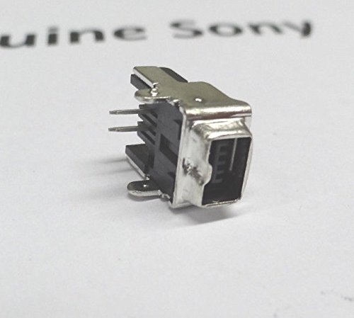 New OEM Sony 177936911 Firewire Fire wire Connector DV IN Square Type ( INDI ) Plug For Models DCR-TRV890E DCR-TRV8E DCR-TRV9 DSR-PD100P DSR-45P DSR-PD100A DSR-PD100AP (Pc 45p)