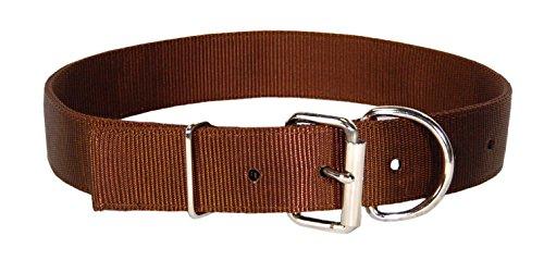 Dcc36 Collar Calf Brown 36in